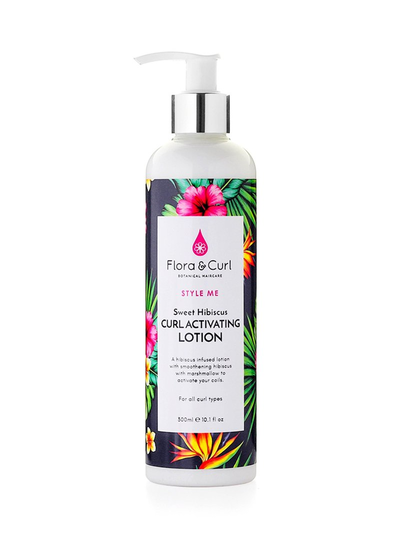 Flora & Curl Flora & Curl - Sweet Hibiscus Curl Activating Lotion