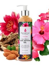 Flora & Curl Flora & Curl - Sweet Hibiscus Curl Defining Gel
