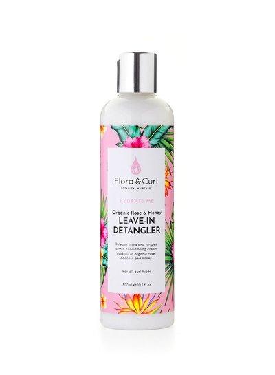 Flora & Curl Flora & Curl - Organic Rose & Honey Leave-in Detangler