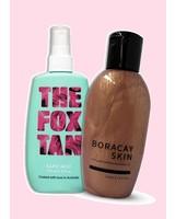 The Fox Tan The Fox Tan X Boracay Skin - Ultimate glow bundle