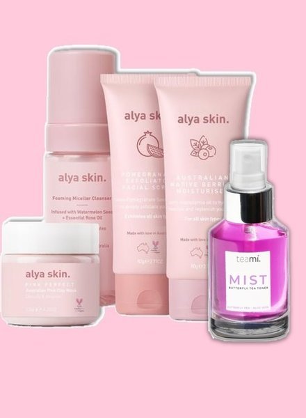 Alya Skin  Alya Skin X Teami - Anti Acne Skincare Bundle