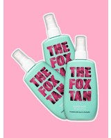 The Fox Tan The Fox Tan - Triple Rapid Mist (3 x 120ml)