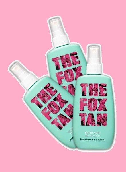 The Fox Tan AKTION!!! Triple Rapid Mist (3 x 120ml)