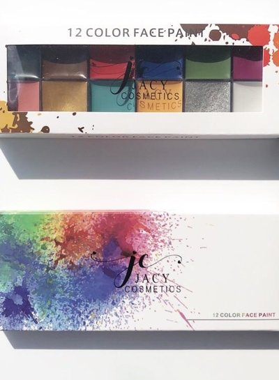 Jacy Cosmetics Jacy Cosmetics - Artist Face & Body Paint