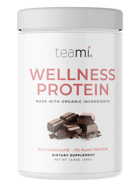 teami Teami - Organic Wellness Protein Chocolate