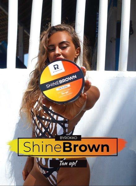 BYROKKO BYROKKO - Shine Brown Tanning cream 190ml