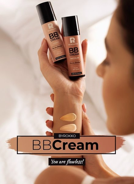 BYROKKO BYROKKO - 3-in-1 BB Cream