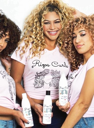 Rizos Curls Rizos Curls - Rizos Reina 4-Step Travel Kit
