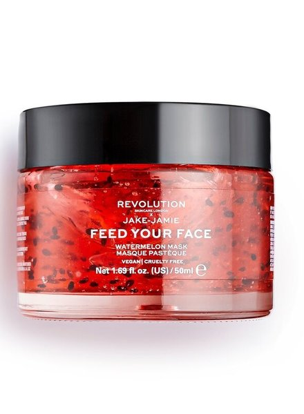 Revolution Beauty London Revolution Skincare X Jake Jamie - Watermelon Hydrating Face Mask