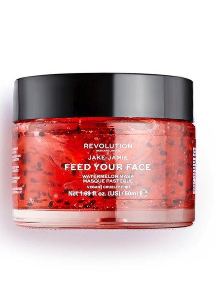 Revolution Skincar Revolution Skincare X Jake Jamie - Watermelon Hydrating Face Mask