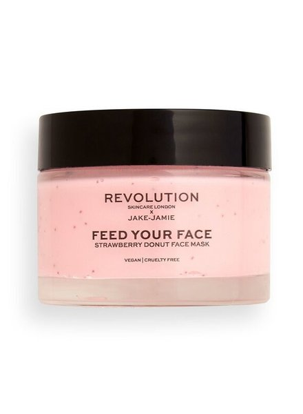 Revolution Beauty London Revolution Skincare X Jake Jamie - Strawberry Donut Face Mask