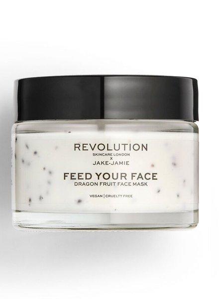 Revolution Beauty London Revolution Skincare X Jake Jamie - Dragon Fruit Face Mask