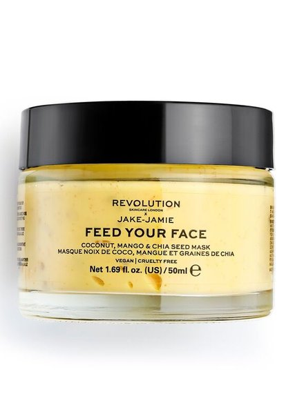 Revolution Beauty London Revolution Skincare X Jake Jamie - Coconut, Mango & Chia Mask