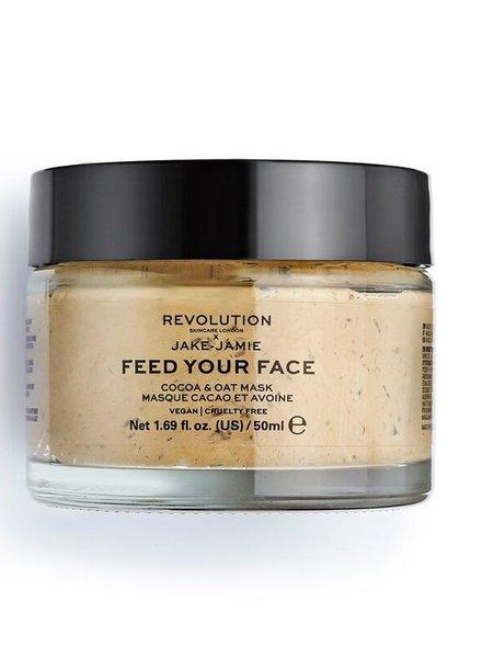 Revolution Beauty London Revolution Skincare X Jake Jamie - Cocoa & Oat Face Mask