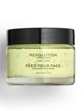 Revolution Beauty London Revolution Skincare X Jake Jamie - Avocado Face Mask