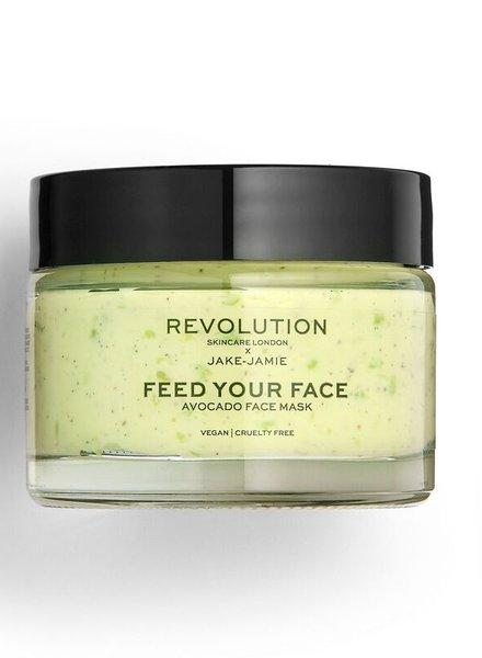 Revolution Beauty London Revolution Skincare X Jake Jamie - Avocado Face Mask