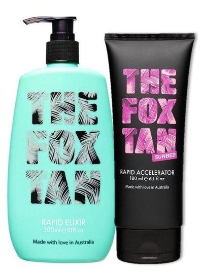 The Fox Tan The Fox Tan - Rapid Accelerator & Elixir Duo XL