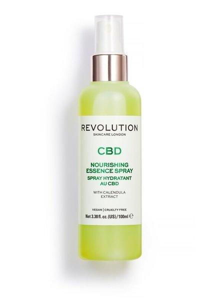 Revolution Beauty London Revolution Skincare - Nourishing CBD Essence Spray