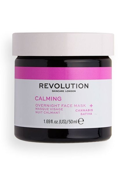 Revolution Beauty London Revolution Skincare - Stressed Mood Calming Overnight Face Mask