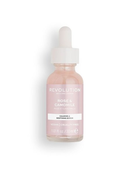 Revolution Beauty London Revolution Skincare - Rose & Camomile Serum
