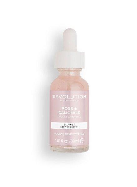 Revolution Skincar Revolution Skincare - Rose & Camomile Serum