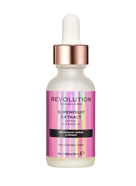 Revolution Beauty London Revolution Skincare  - Superfruit Serum & Primer