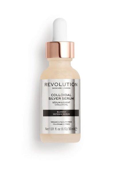 Revolution Beauty London Revolution Skincare - Colloidal Silver Serum