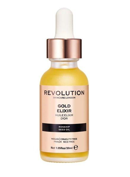 Revolution Beauty London Revolution Skincare - Rosehip Seed & Gold Elixir