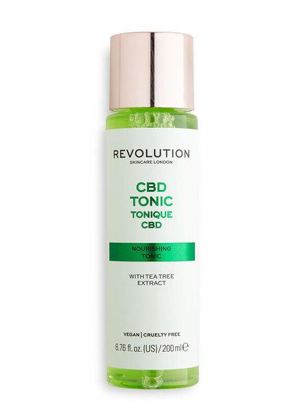 Revolution Beauty London Revolution Skincare - Nourishing CBD Tonic