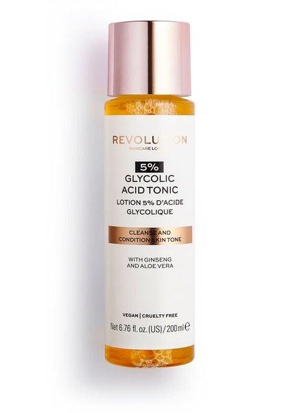 Revolution Beauty London Revolution Skincare - 5% Glycolic Acid Tonic
