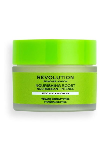 Revolution Beauty London Revolution Skincare - Nourishing Avocado Eye Cream