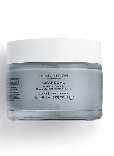 Revolution Beauty London Revolution Skincare - Charcoal Purifying Face Mask