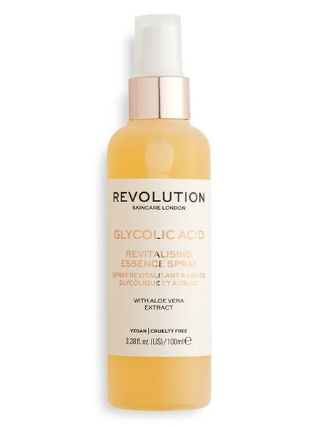 Revolution Beauty London Revolution Skincare - Glycolic & Aloe Essence Spray