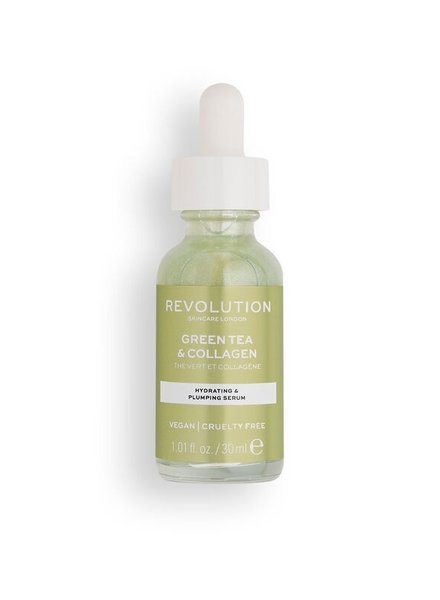 Revolution Beauty London Revolution Skincare - Green Tea & Collagen Serum