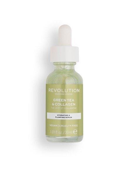 Revolution Skincar Revolution Skincare - Green Tea & Collagen Serum