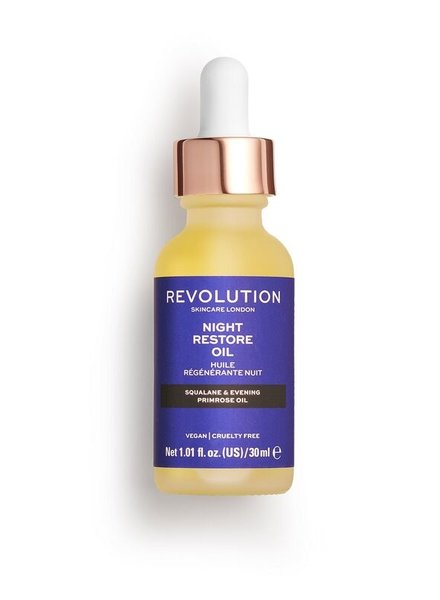 Revolution Beauty London Revolution Skincare - Night Restore Oil