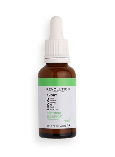 Revolution Beauty London Revolution Skincare - Angry Mood Skin Booster