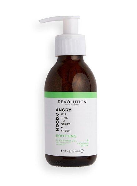 Revolution Beauty London Revolution Skincare - Angry Mood Cleansing Gel