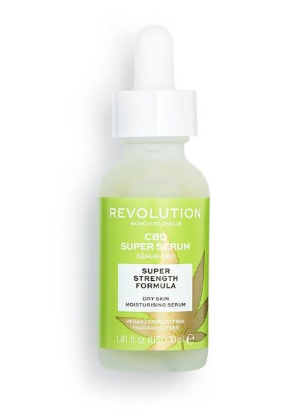 Revolution Beauty London Revolution Skincare - CBD Super Serum