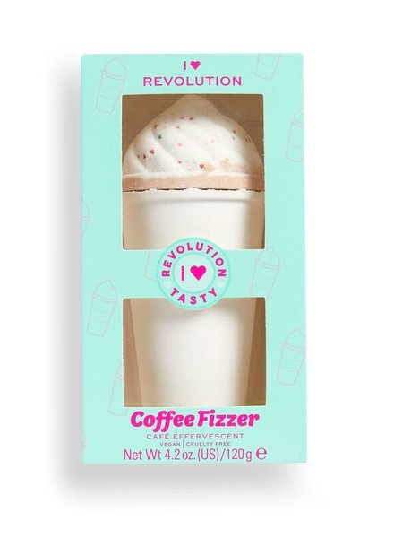 i heart Revolution i heart Revolution - Tasty Coffee bath fizzer