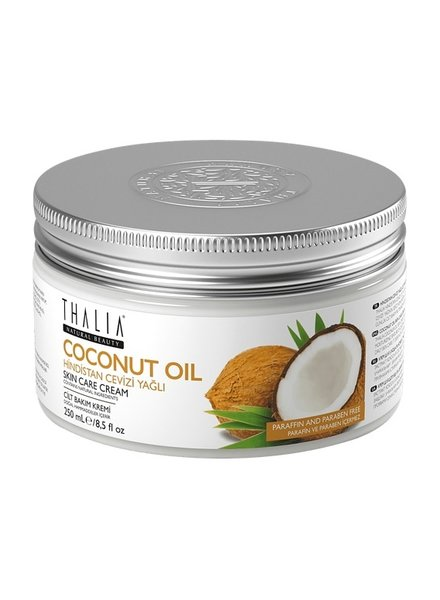 Thalia Beauty Thalia Coconut Oil Skin Care Cream 250ml