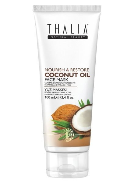 Thalia Beauty Thalia Coconut Oil Face Mask 100ml