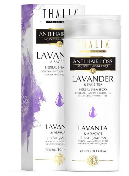 Thalia Beauty Thalia - Lavendel & Salbei Shampoo 300ml