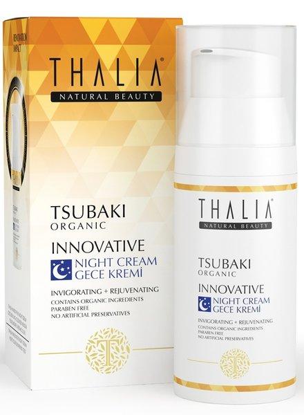 Thalia Beauty Thalia Tsubaki Nachtcreme 50 ml