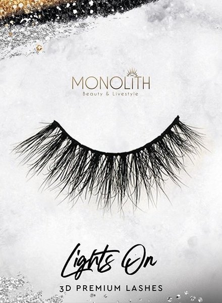 Glam Beauty Glam Lashes Premium - Lights On