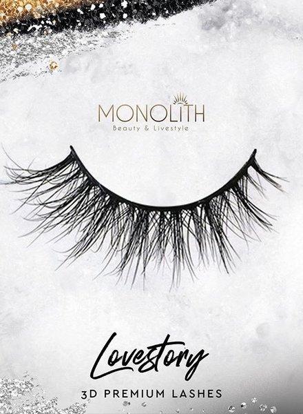 Glam Beauty Glam Lashes Premium - Lovestory