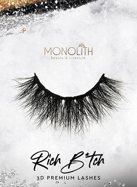 Glam Beauty Glam Lashes Premium - Rich B*tch