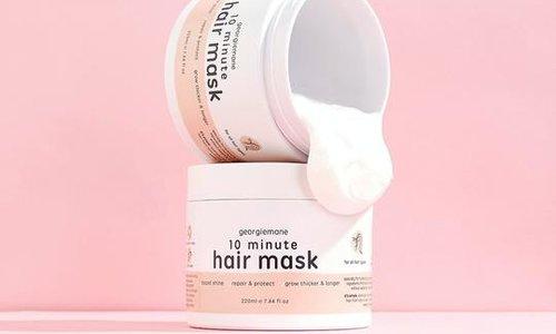 Masques pour les cheveux