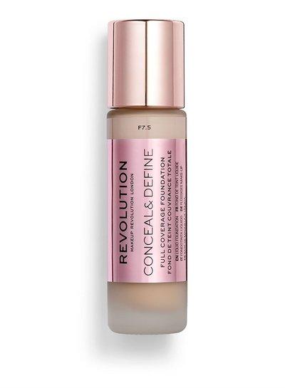 Makeup Revolution Conceal & Define Full Coverage Foundation [F 7.5]