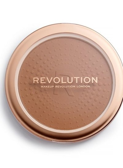Makeup Revolution Mega Bronzer 02 - Warm